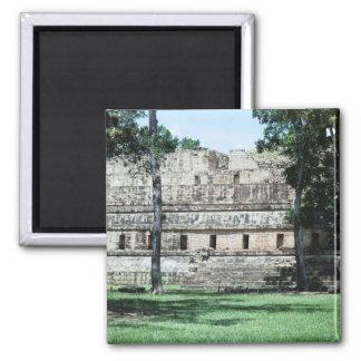 Mayan Ruins Honduras Color Refrigerator Magnet