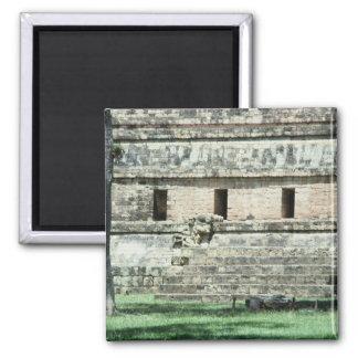 Mayan Ruins Honduras Photo Designed Refrigerator Magnet