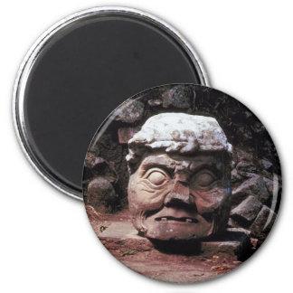 Mayan ruins of Copan - Honduras Magnet