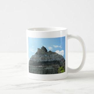 Mayan Ruins - xunantunich belize Coffee Mug