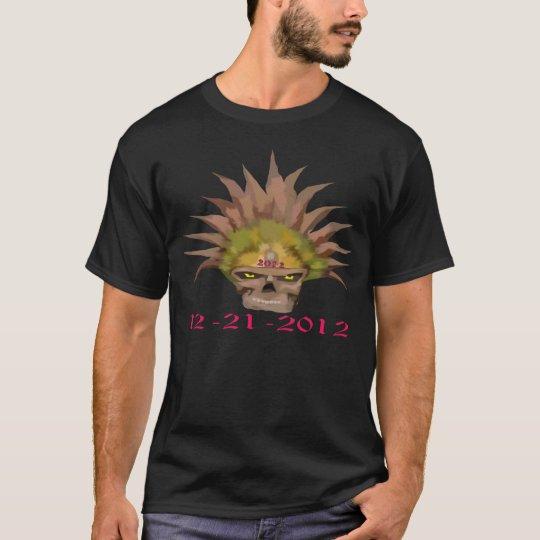 mayan skull T-Shirt