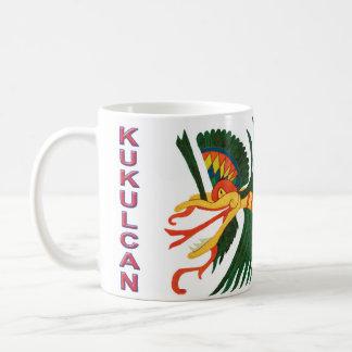 MAYAN SPIRIT KUKULCAN- BEACH PALACE, CANCUN COFFEE MUG