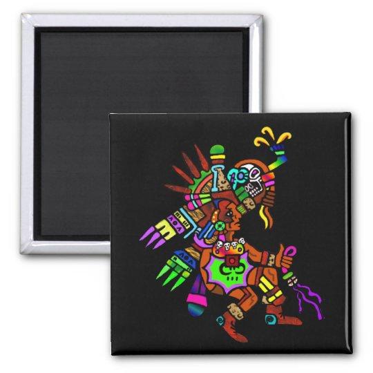 Mayan Trance Dance Magnet