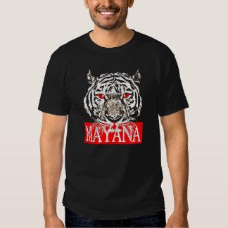 MAYANA TIGER TEE SHIRT