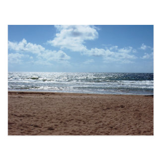 Mayaro Beach Early Morning, Trinidad Postcard