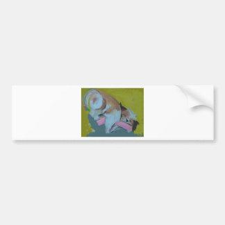 Maya's Gratitude Bumper Sticker