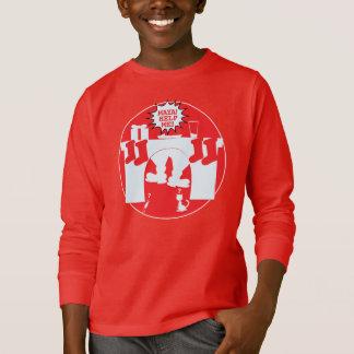 Maya's Santa Panda T-Shirt