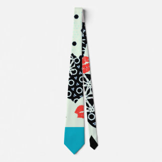Maybe he loves me or not--flapper girl 1923 tie