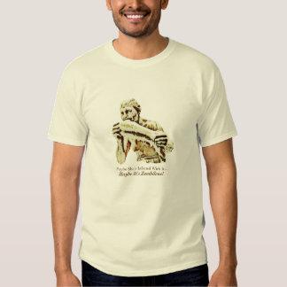Maybe It's Zombilene! Menschenfresserin Tee Shirt