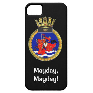 Mayday, Mayday, HMS Fife iPhone 5 Cover