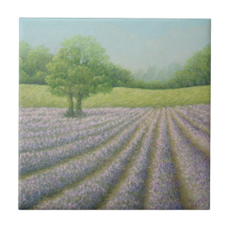 Mayfield Lavender in Bloom Carshalton Ceramic Tile