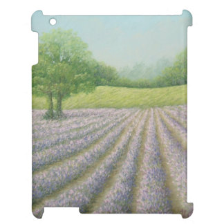 Mayfield Lavender in Bloom, Carshalton iPad Case