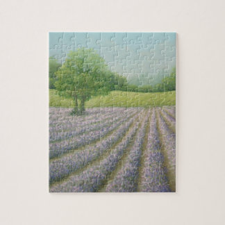 Mayfield Lavender in Bloom, Carshalton Puzzle
