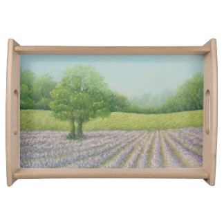 Mayfield Lavender in Bloom Carshalton Serving Tray
