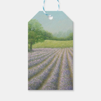 Mayfield Lavender in Bloom, Carshalton, Surrey Gift Tags