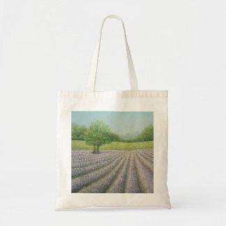 Mayfield Lavender in Bloom, Carshalton, Surrey Tote Bag