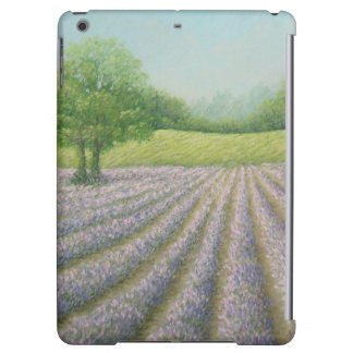 Mayfield Lavender in Bloom iPad Air Case