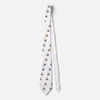 Mayflower Descendant Tie