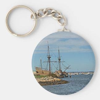 Mayflower Keychain