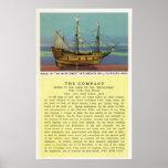 Mayflower Model Poster