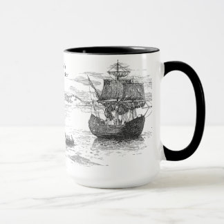 Mayflower Mug