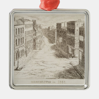 Mayhew's Great Exhibition of 1851: Manchester in 1 Christmas Ornament