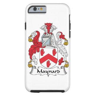 Maynard Family Crest Tough iPhone 6 Case