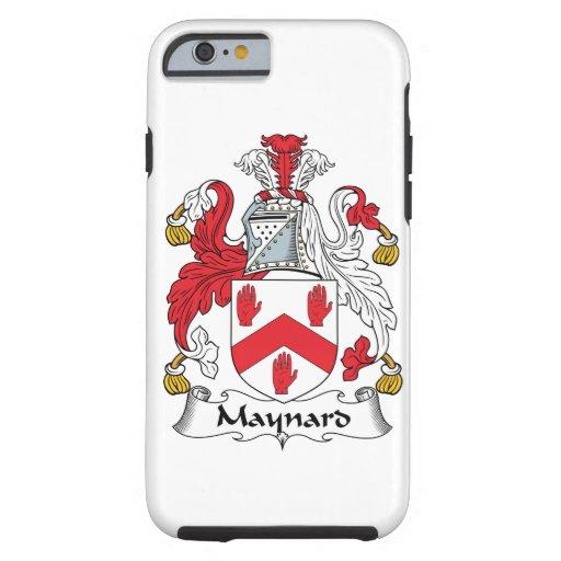 Maynard Family Crest iPhone 6 Case
