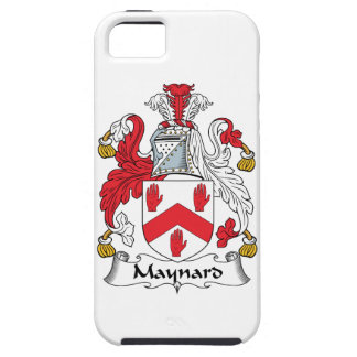 Maynard Family Crest iPhone 5 Case