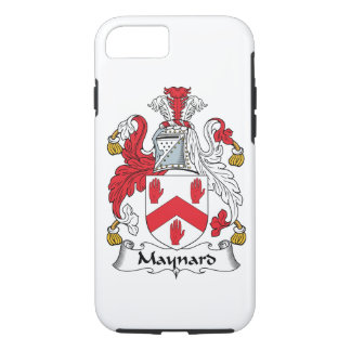 Maynard Family Crest iPhone 8/7 Case