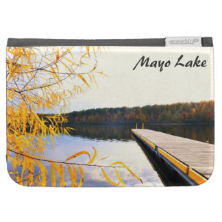 Mayo Lake Boat Dock Kindle 3G Case