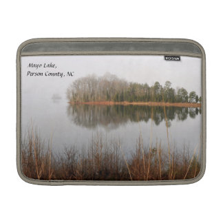 Mayo Lake MacBook Air Sleeve