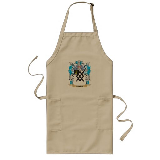 Mayor Coat of Arms - Family Crest Apron