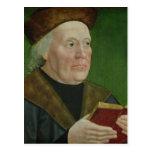 Mayor Hermann Langenbeck, c.1515 Postcard