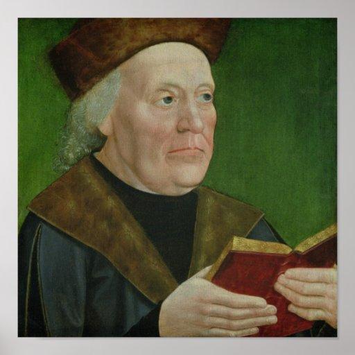 Mayor Hermann Langenbeck, c.1515 Poster