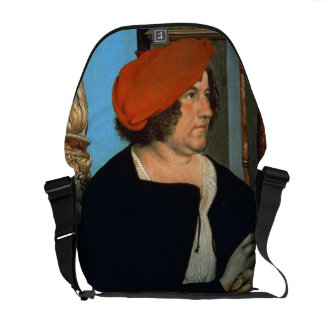 Mayor Jakob Meyer zum Hasen, 1516 (tempera on lime Courier Bags
