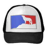 Mayor League Wolf! Hats