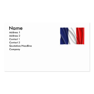 MAYOTTE BUSINESS CARD