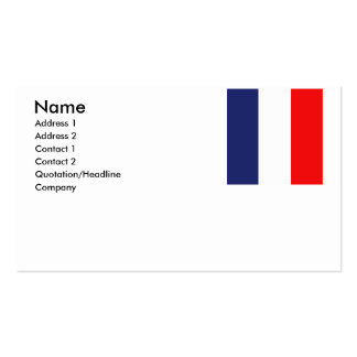 Mayotte Business Cards