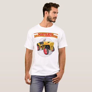 Mayrath Tractor Implements Picture Mens Tee Shirt