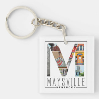 Maysville Kentucky Keychain