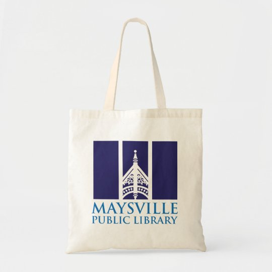 Maysville Public Library tote