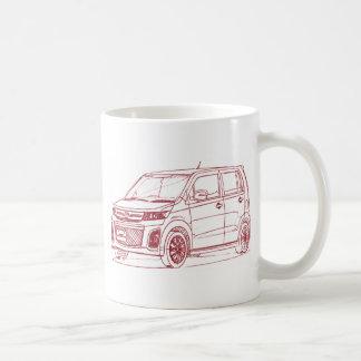 Maz AZ Wagon Custom XT Coffee Mug