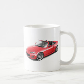 Maz Miata MX5 Eunos Gen3-5 cracked Coffee Mug