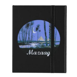 Mazaag Vintage Night Cases For iPad