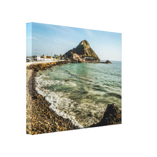 Mazatlán Sinaloa - Beach Resort Town in Mexico Canvas Print