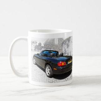 Mazda MX5 NB MK2 Basic White Mug
