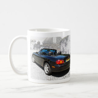 Mazda MX5 NB MK2 Coffee Mug