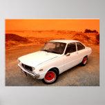 Mazda R100 Vintage Japanese performance Posters