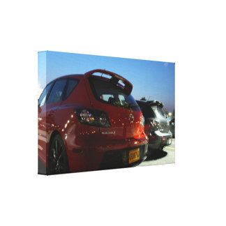 Mazda Speed3 Canvas
